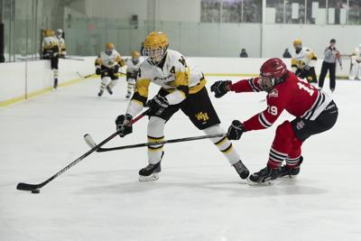 High hopes for Watchung Hills ice hockey squad