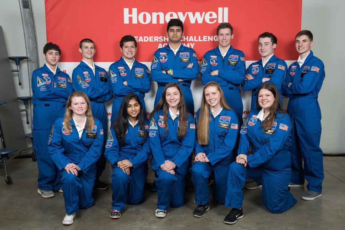Honeywell Leadership Challenge Academy