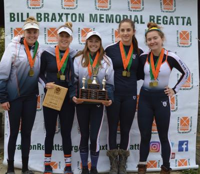 WV4+ Delivers Coveted Braxton Family Cup at the Bill Braxton Memorial Regatta