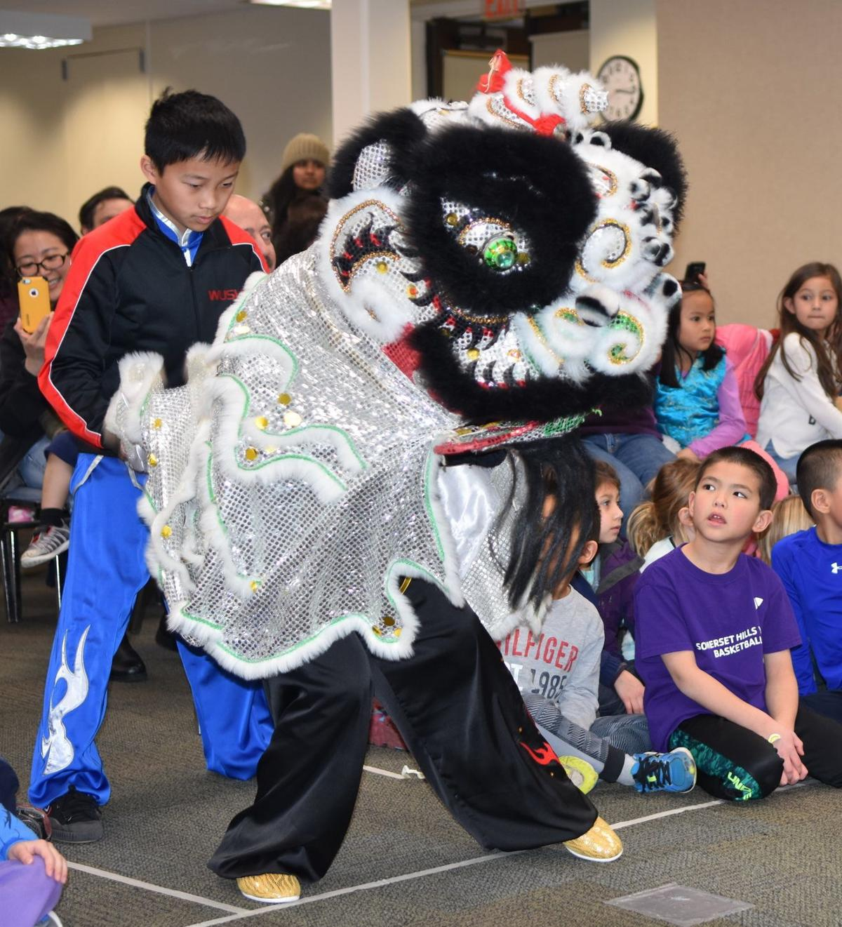 HAPPENINGS IN THE HILLS: Chinese New Year celebrated at Bernards Library