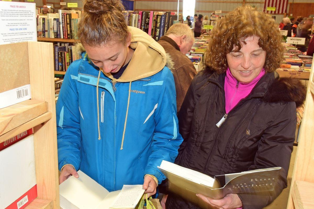 Friends of Hunterdon Library seeks donations for annual book sale