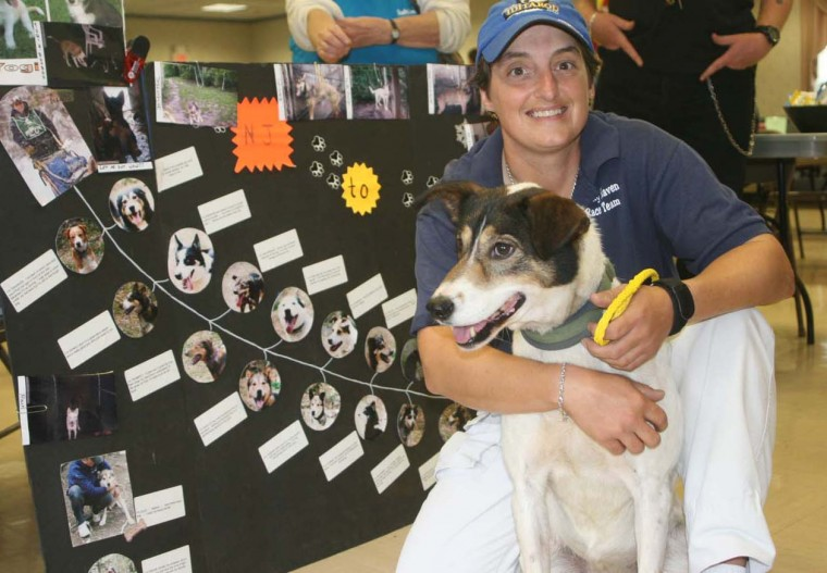 Iditarod racer hopes to competein 2010 as first from New Jersey