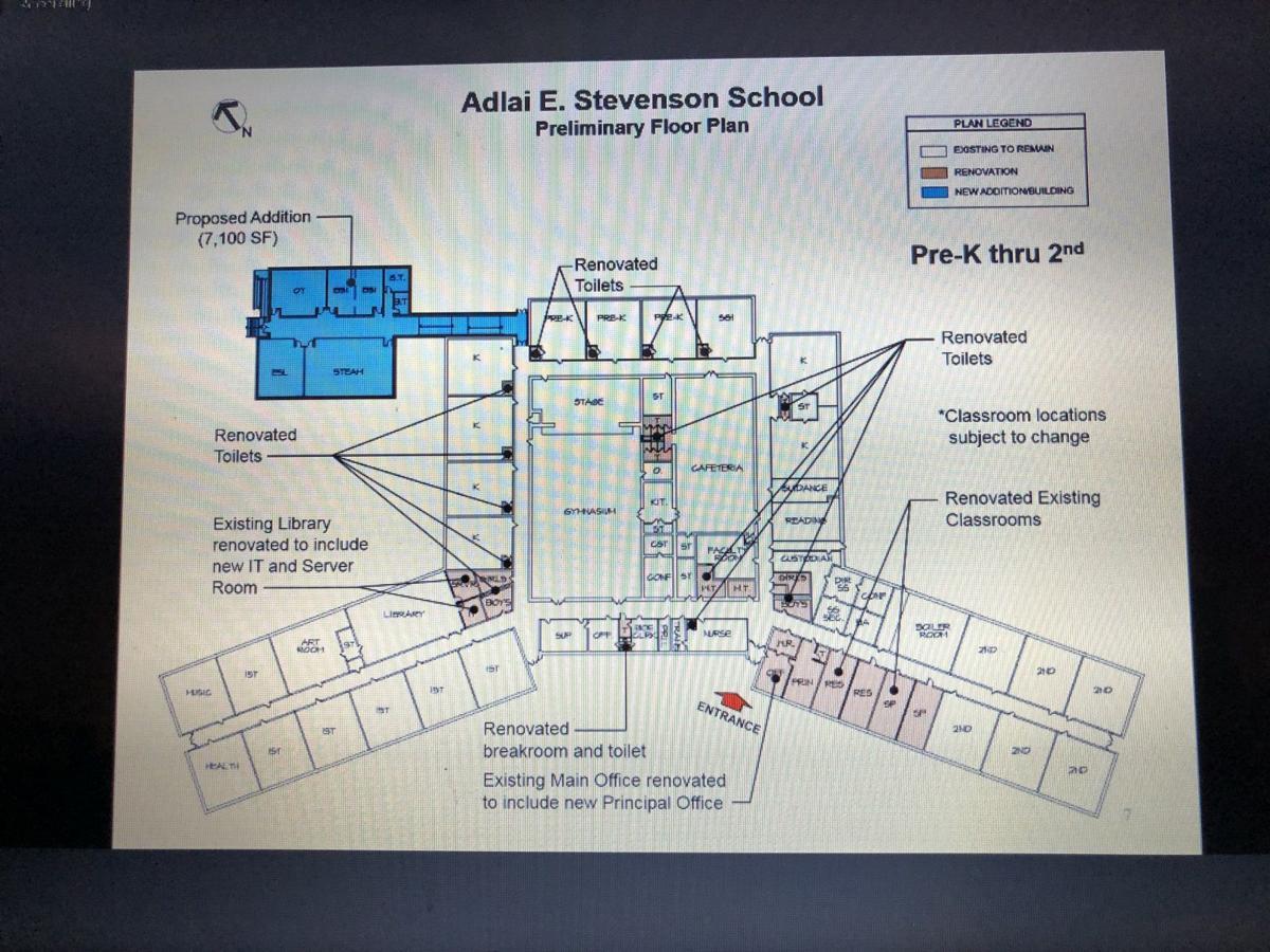 Stevenson plans