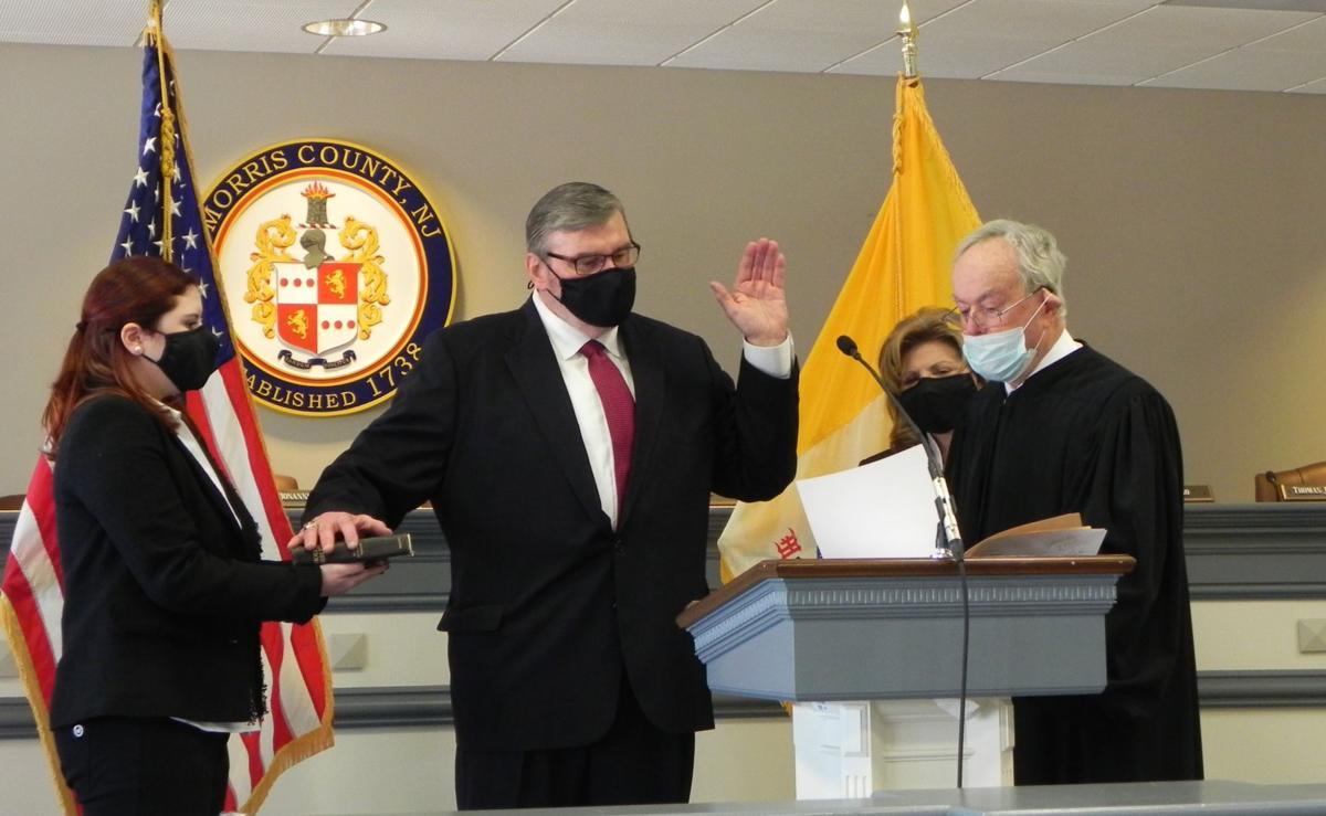 Prosecutor sworn in