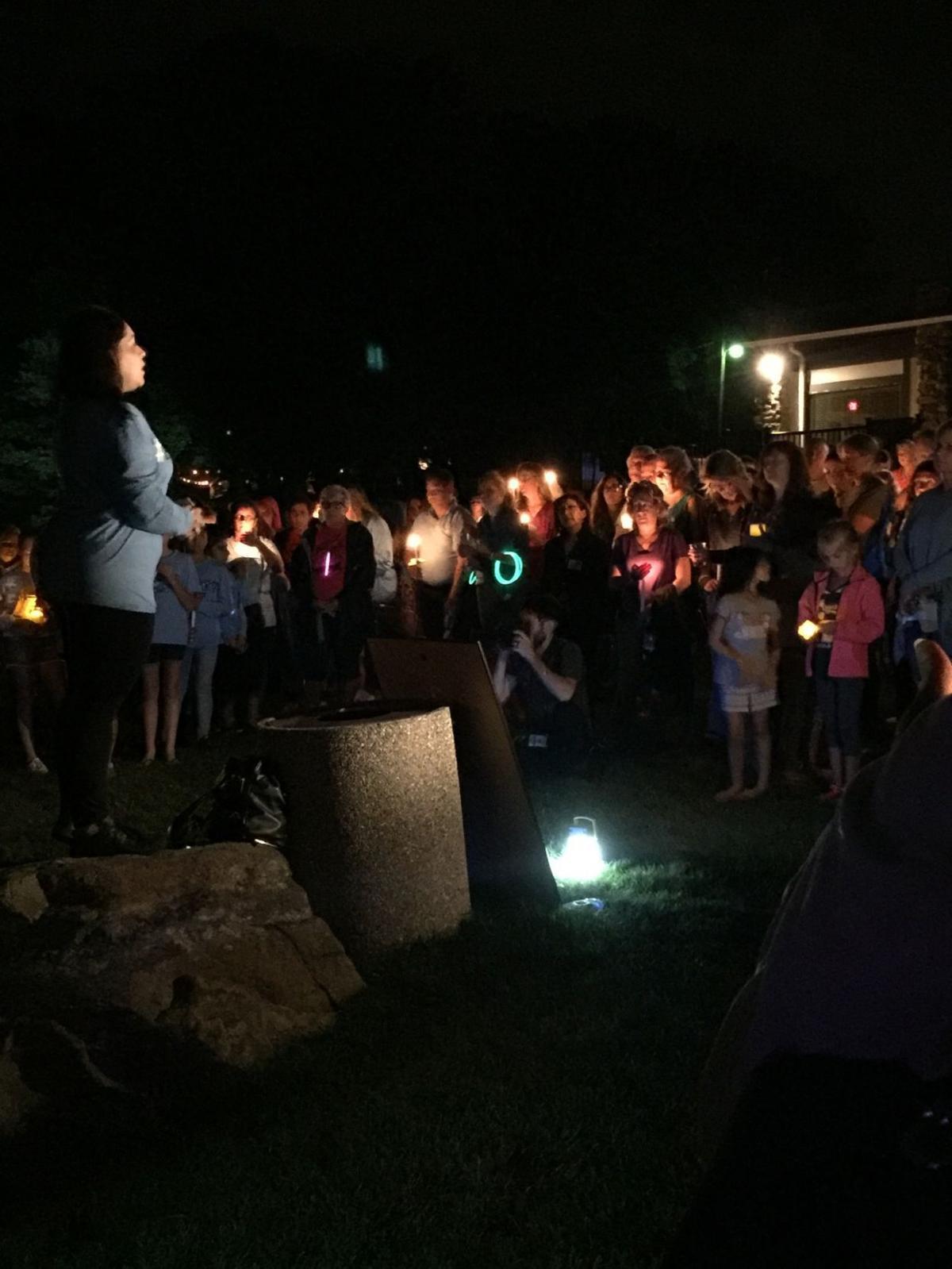 Mallory vigil