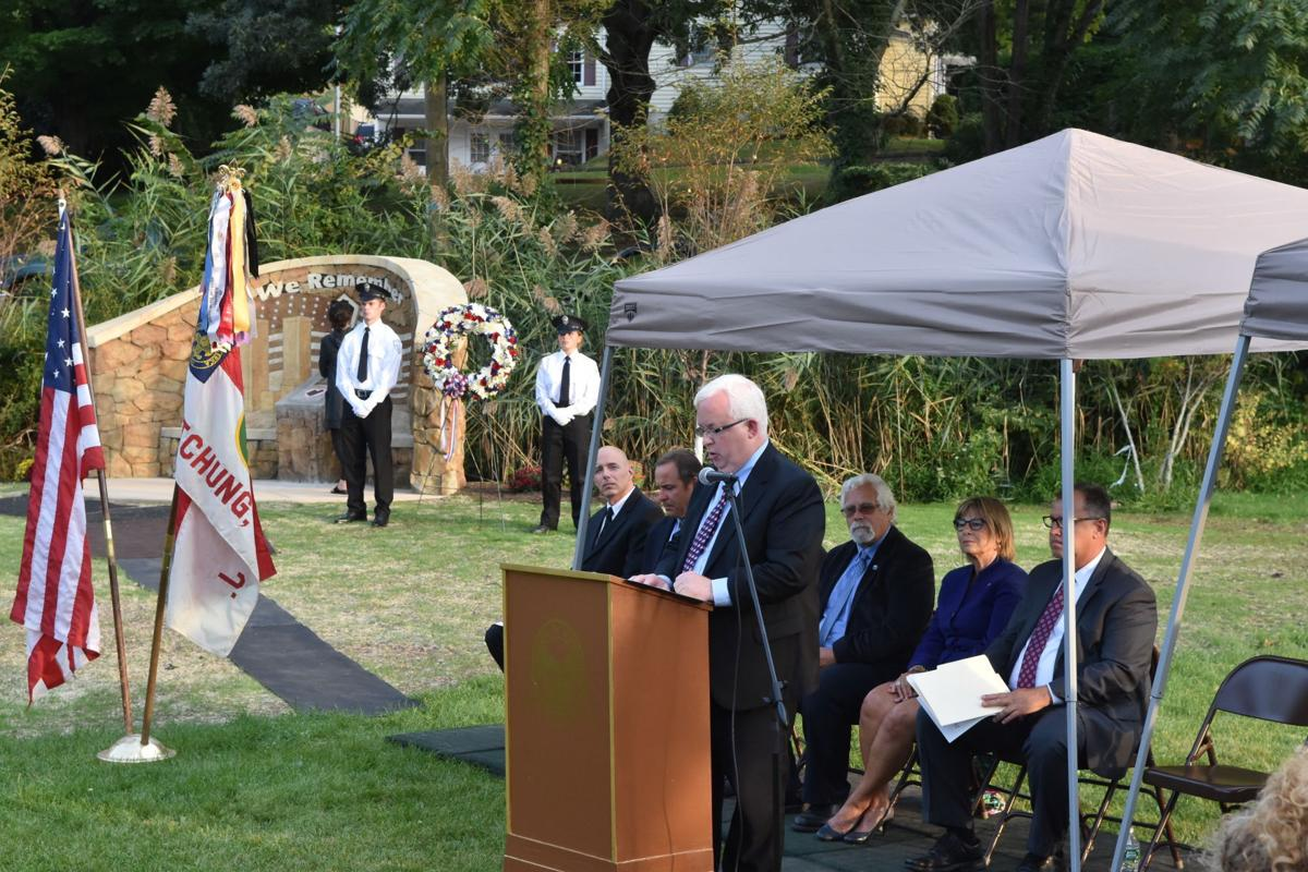 Watchung Sept. 11 Ceremony