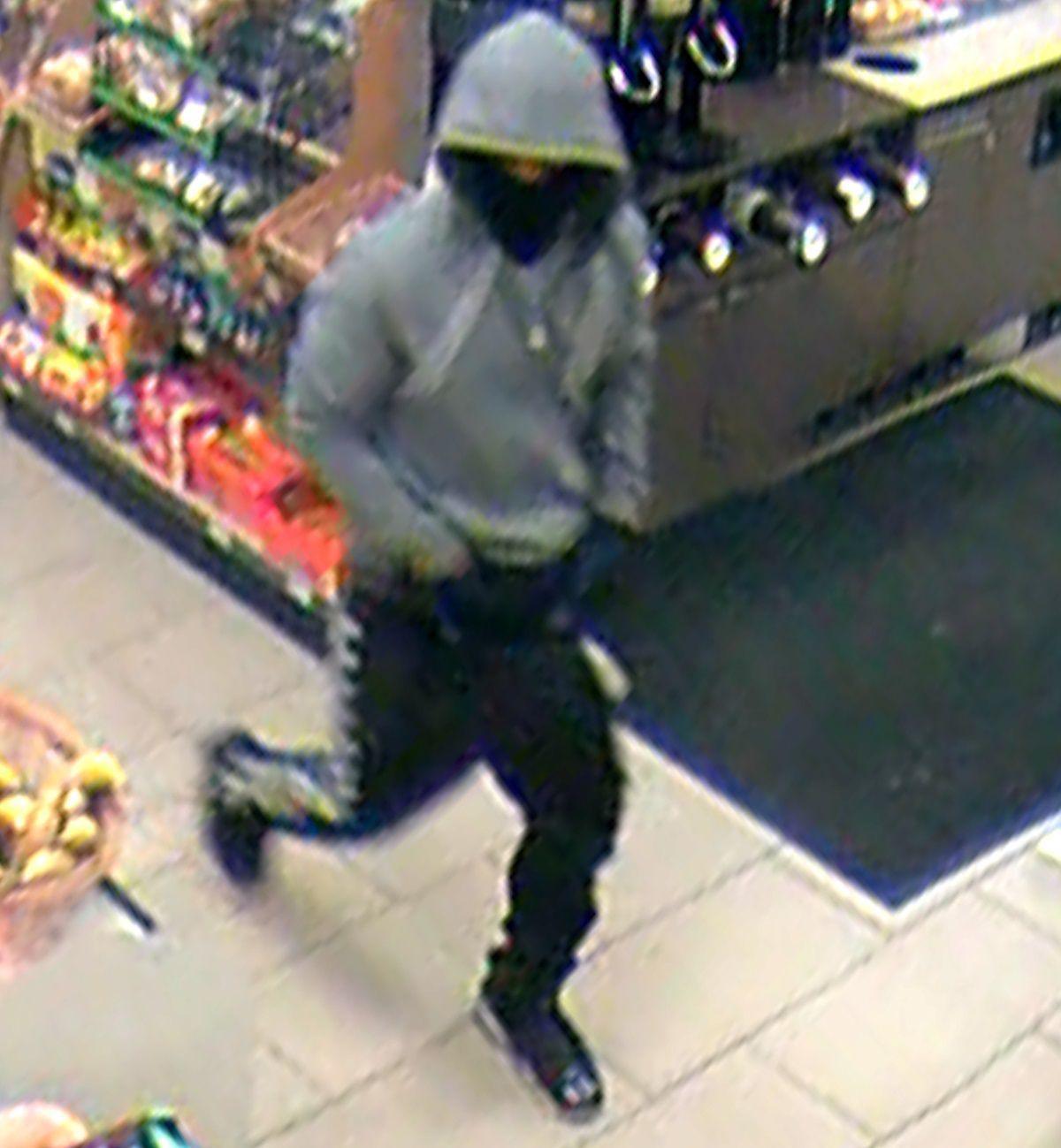 7-Eleven Suspect