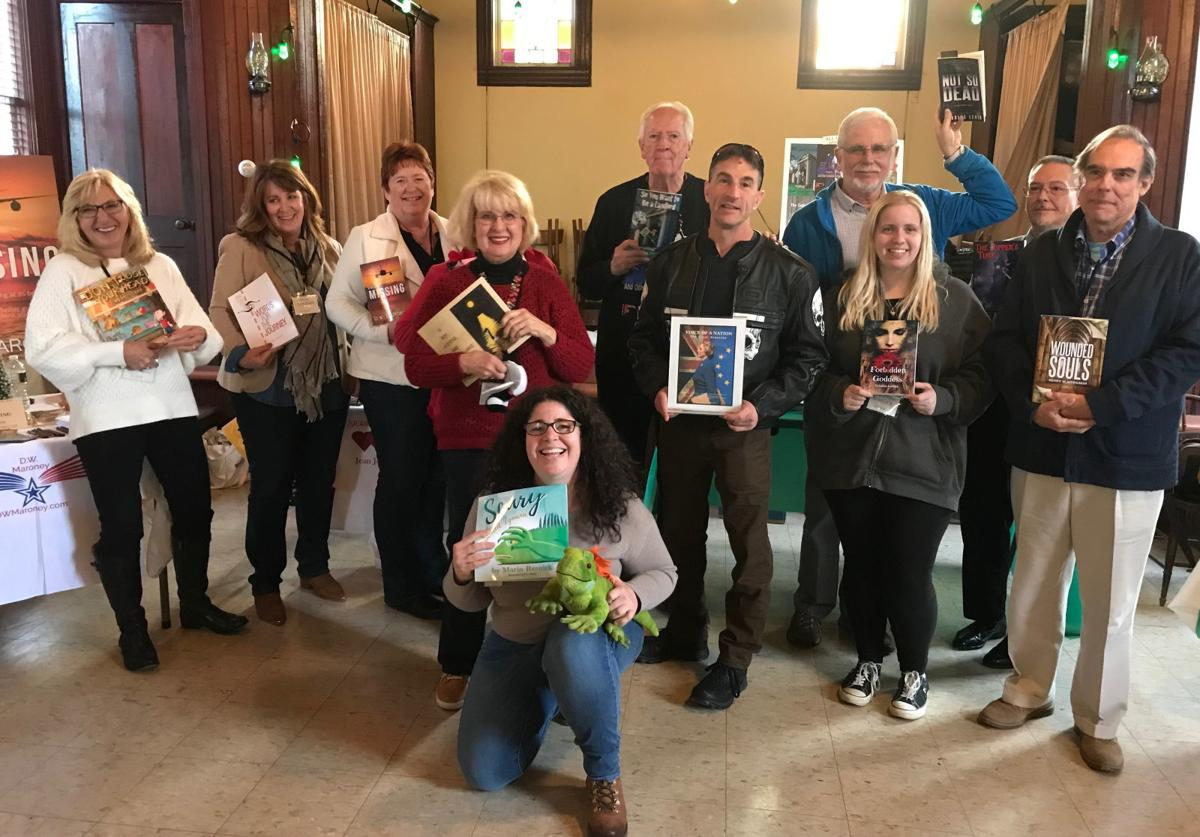 Local authors draw readers to first Middle Valley Community Center book festival