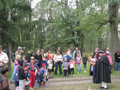 1770's Festival at the EEC