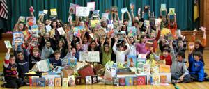 Fifth graders make a difference in others' lives