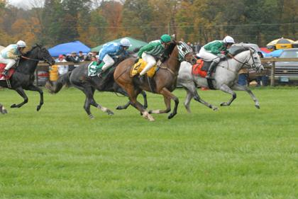 Far Hills welcomes the 89th running of the horses