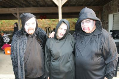 Zombie Greeters