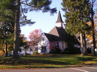 First Presbyterian Church of Stirling
