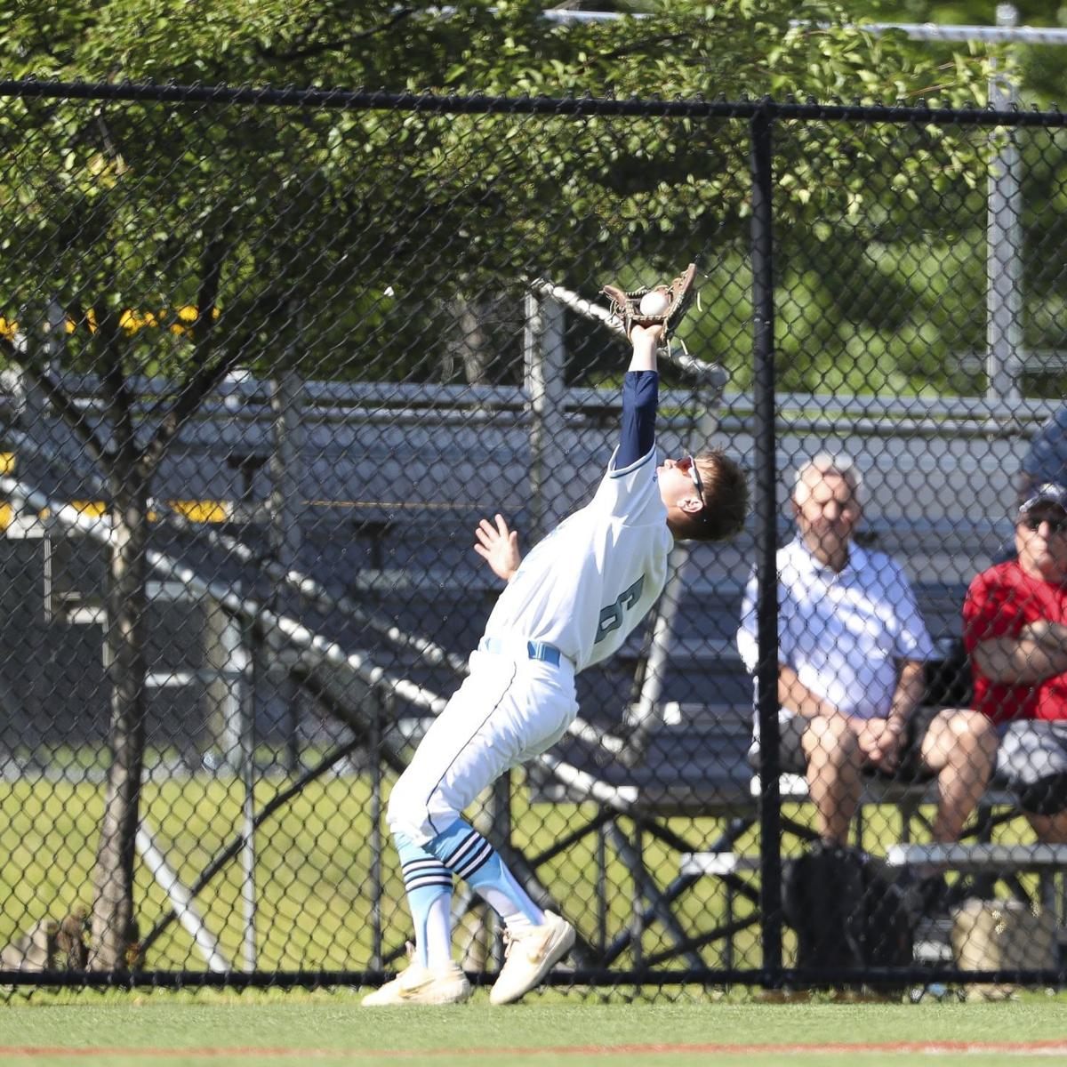 WMC Matt Gluck baseball