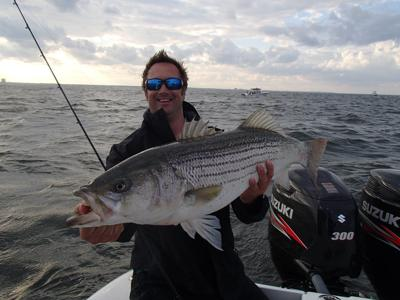 Clinton native Nick Honachefsky debuts new fishing TV show