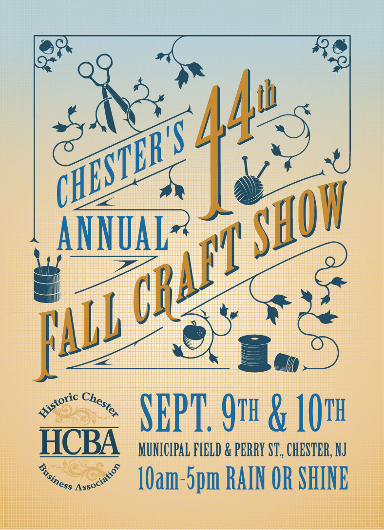 Chester's 44th Annual Fall Craft Show