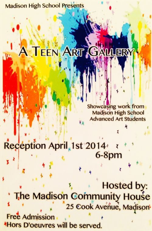 Free Exhibit By Young Madison Artists