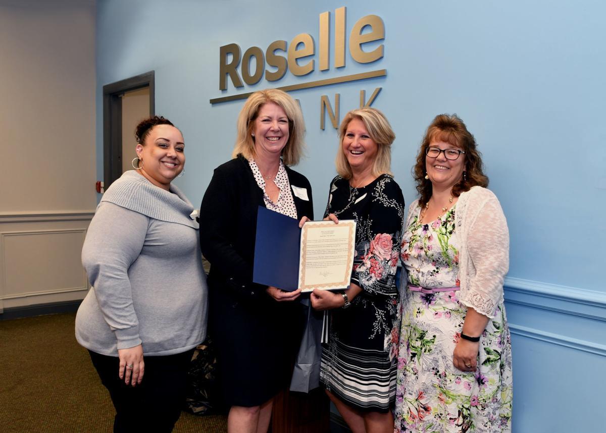 Roselle Savings Bank High Bridge branch celebrates 130th anniversary