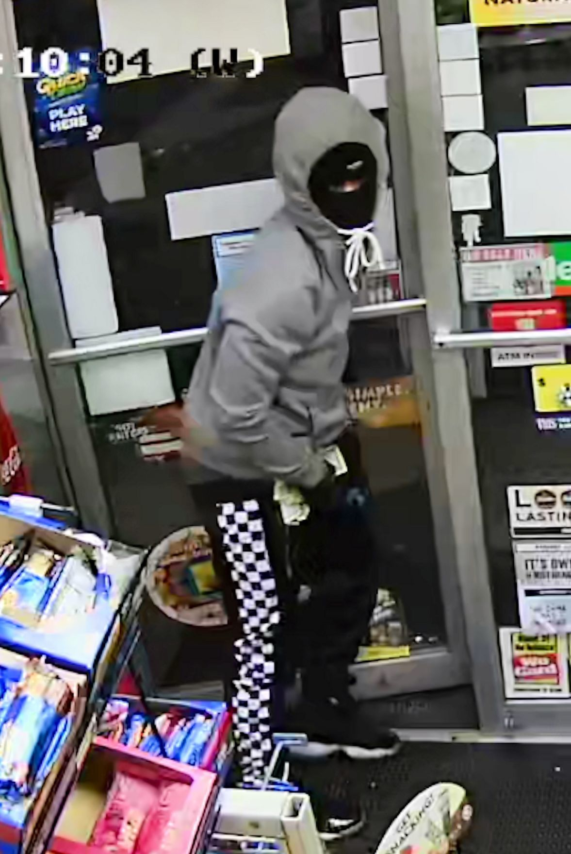 East Hanover Suspect