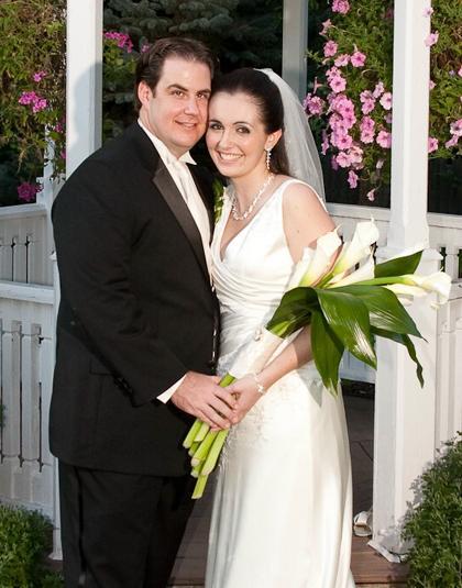 Angela Kessler is married to Kevin John Wilson
