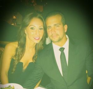 Vanessa D'Bernado and John Messina