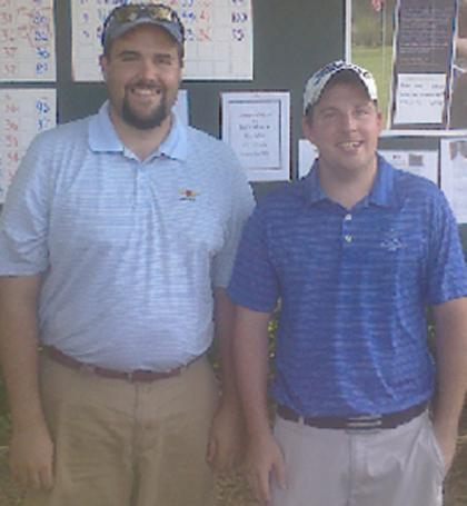 Egan, Bartley overall champs of 27-hole International event
