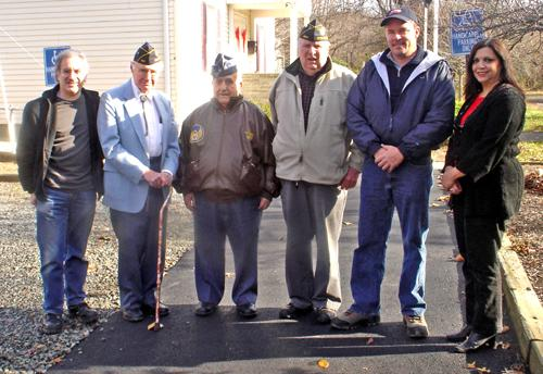 HELPING DISABLED VETS