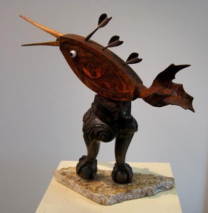 Arts Council of the Morris Area showcases WHIMSY in new juried exhibit