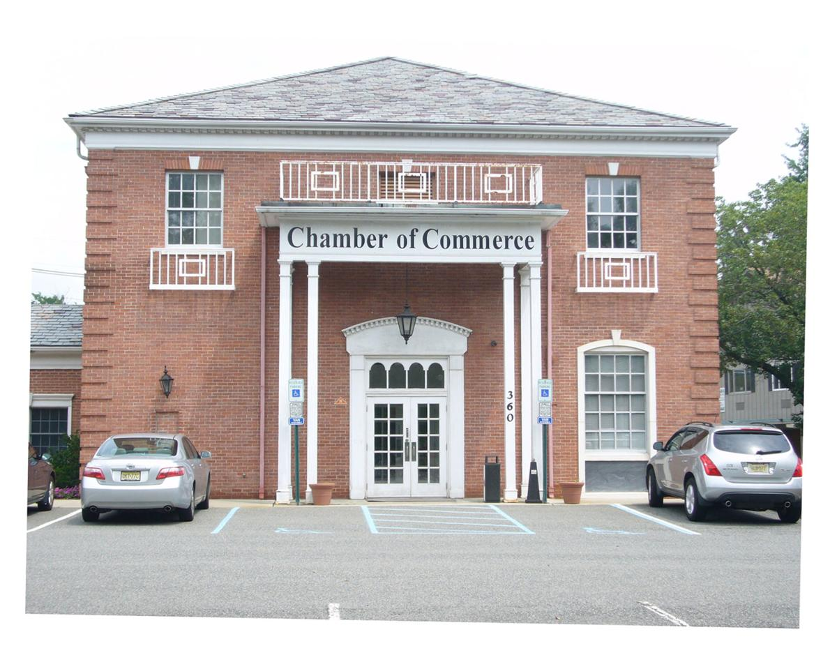 Visitors Center at the Somerset County Business Partnership
