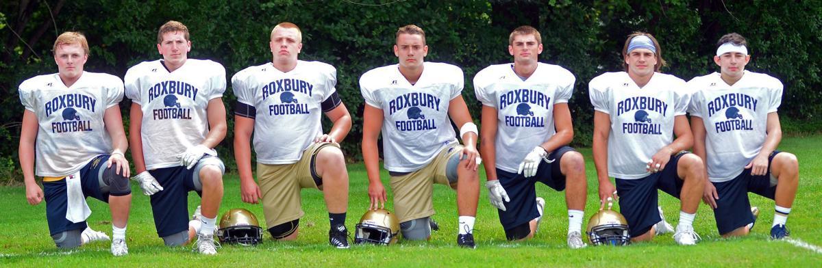 Roxbury football starters