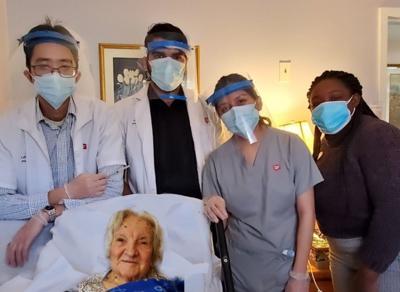 Pfizer COVID-19 vaccinations given at Hunterdon nursing home