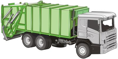 Clinton Town suspends bulky waste collection