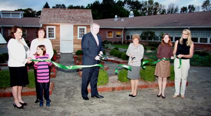 Idea grows into outdoor center at Mendham Township school