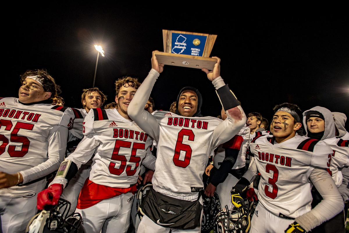 Boonton Wins Sectional Championship
