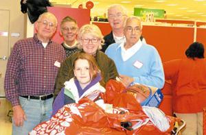 Spirit of season found in giving to neighbors