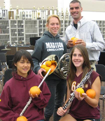 Annual fruit sale to help make sweet music in Madison schools