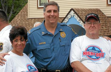 Neighbors, Madison police show unity to prevent crime