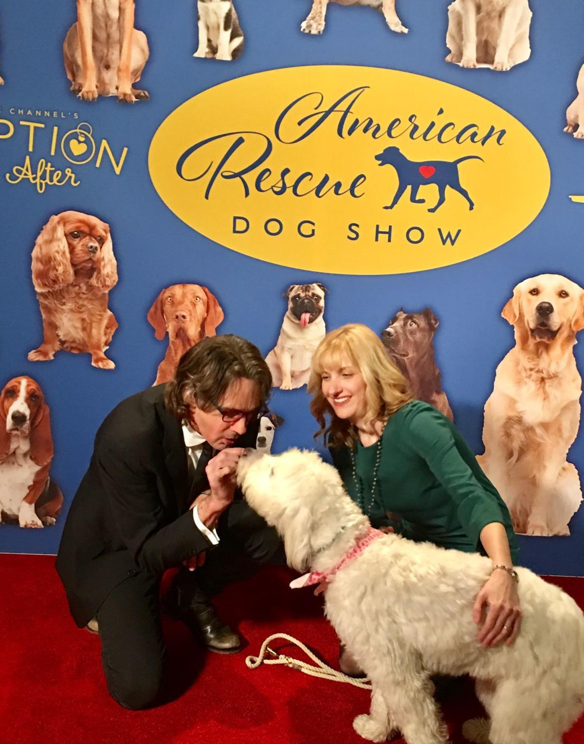 High Bridge woman executive produces 'American Rescue Dog Show' on Hallmark Channel