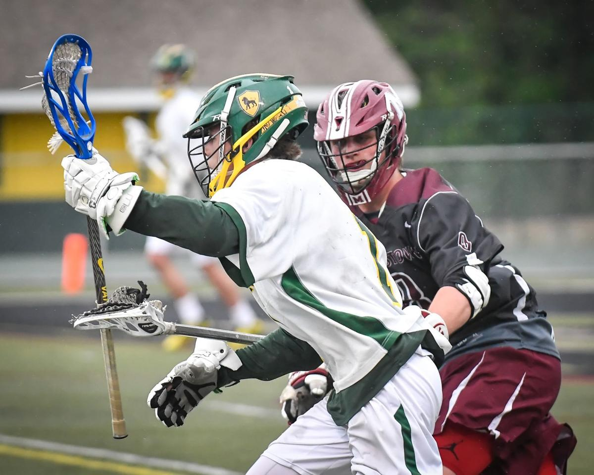 North Hunterdon Boys Lacrosse defeats Morristown in NJSIAA tournament