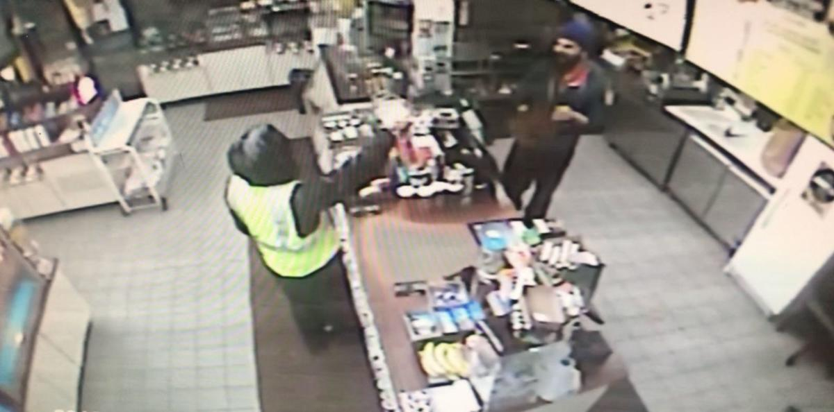 Crime Stoppers offers $500 reward for tips on Bloomsbury gas station armed robbery suspect