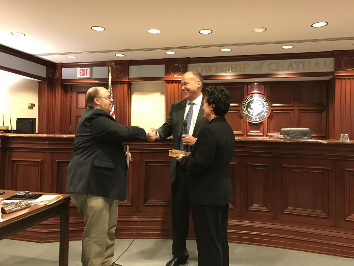 John Maurer sworn in as new Township Committee member