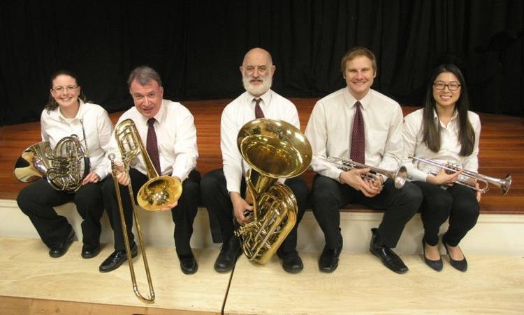 BrassWorks Quintet