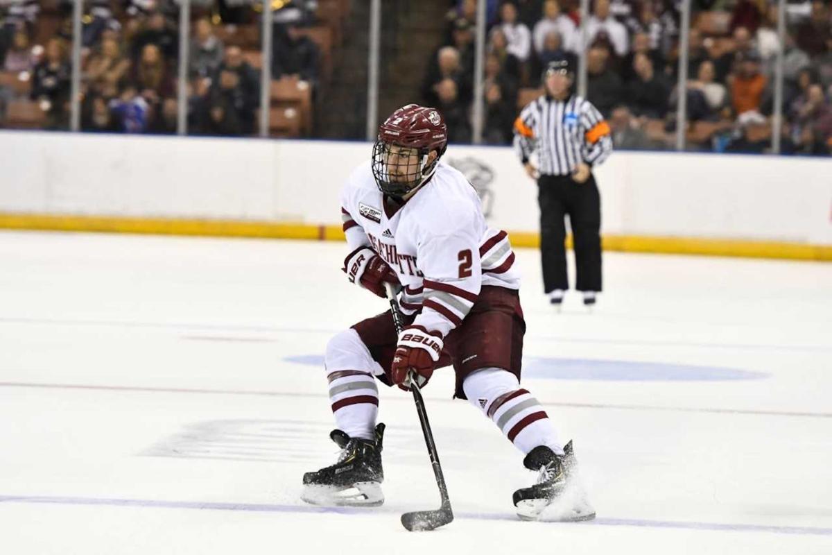 Marc Del Gaizo hockey