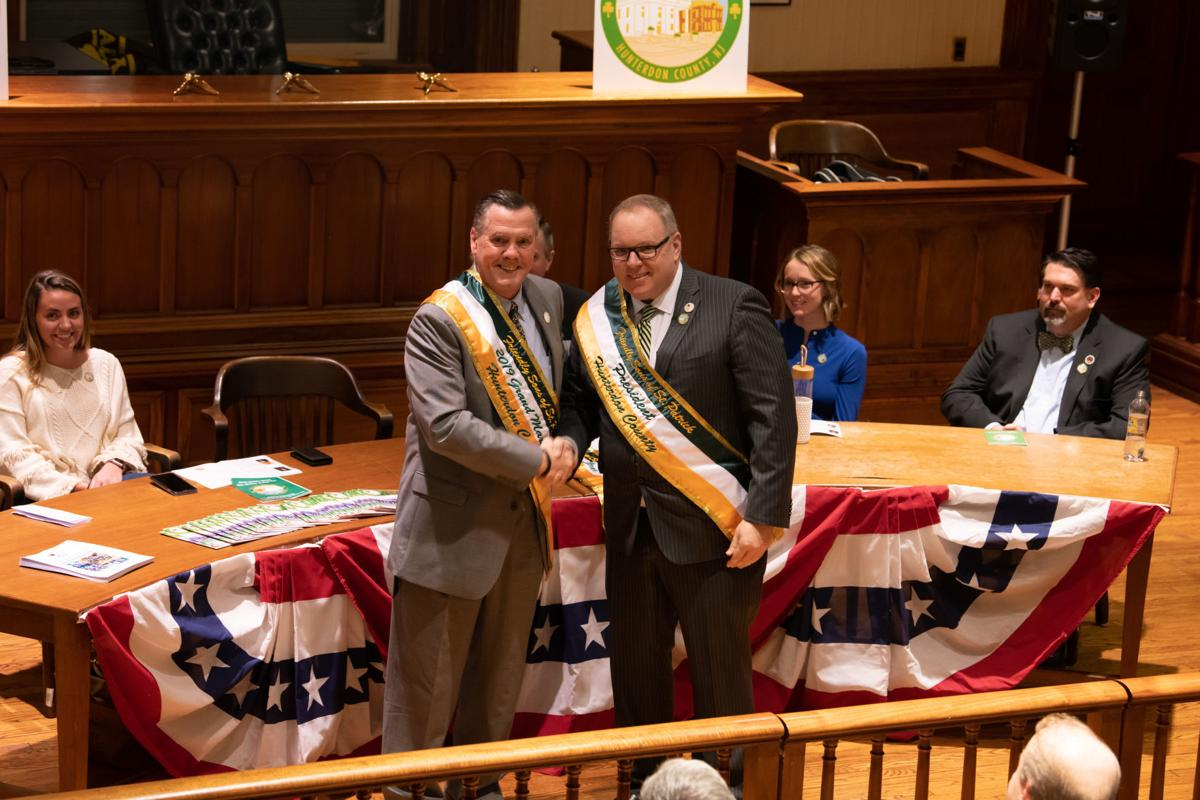 Friendly Sons of St. Patrick hold 2019 parade launch