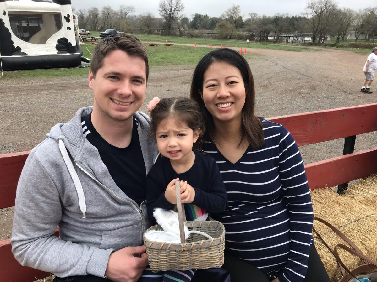 Readington's Schaefer Farms hosts annual Easter Egg Hunt