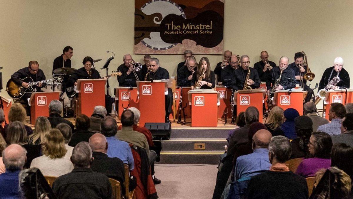 Big band concert at Lamington Church on Saturday, Sept. 15