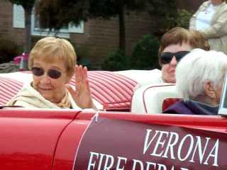 Verona Fire Department 100th Anniversary Parade