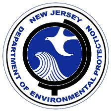 NJ Dept. of Environmental Protection seal