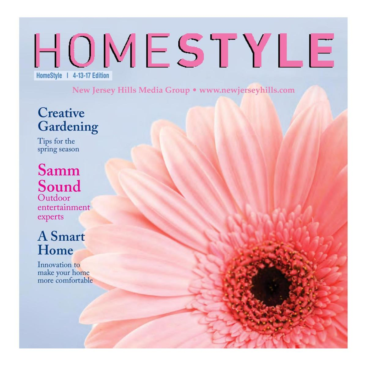 Spring Homestyle - April 13, 2017