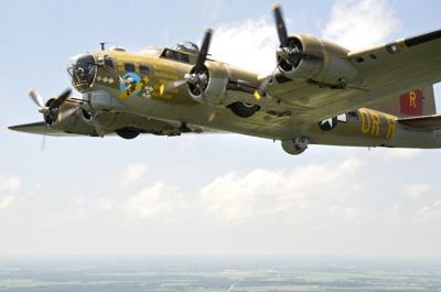 Vintage B-17